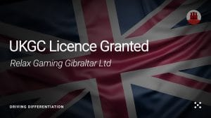 UKGC Issue Licence To Relax Gaming's Gibraltar Branch