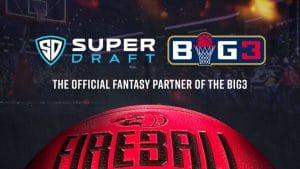 SuperDraft Named As First DFS Of BIG3 Basketball League