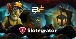 BF Games Sign Slotegrator Deal In Key Market Of Eastern Europe