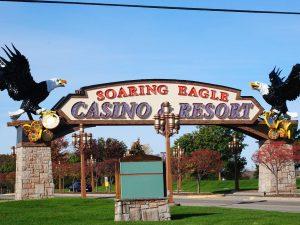 GAN Enters Michigan Tribe Deal For Soaring Eagle Casino