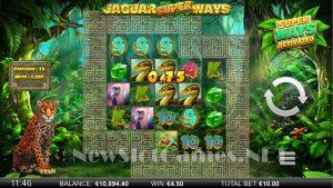 Yggdrasil Teams Up With ReelPlay For Jaguar SuperWays Release