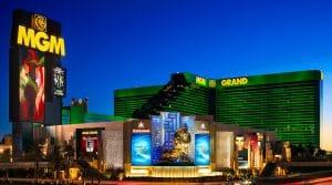MGM's LV Properties On Verge Of Restored Full Gaming Floor Occupancy