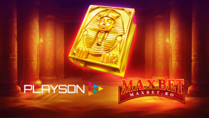 Playson Announce 'Welcome Step' MaxBet Partnership
