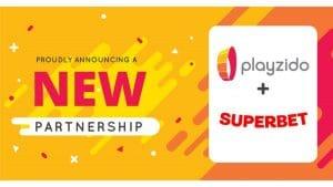 Playzido Partners With Superbet Extending Romanian Presence