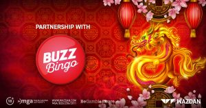 Wazdan Expects Positive Relationship After Signing Buzz Bingo Deal