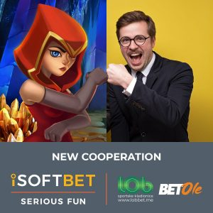 BetOle And Lobett Sign iSoftBet Agreement