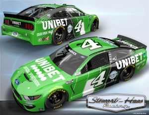 Unibet Expands US Influence With NASCAR Team And Driver Sponsor