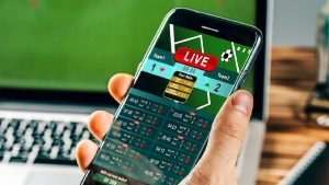 Virginia Sports Betting Declines In April