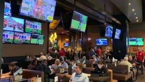 Indiana Sports Betting Up 7.6% In May