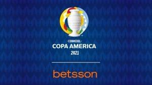 CONMEBOL Copa América 2021 Secures Betsson As official Regional Sponsor