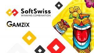 SoftSwiss Announce Partnership With Gamzix