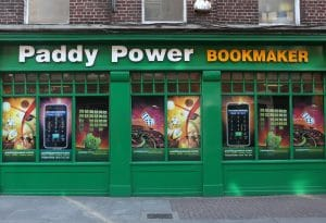 Flutter Execs Take To Paddy Power Betting Shop Floor