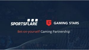 Sportsflare Expands Reach Into Bet-On-Yourself Sector Through Gaming Stars