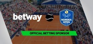Betway Becomes Nordea Open's Official Betting Partner