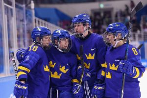 Svenska Spel Signs Sponsorship Deals With Swedish Womens Pro Hockey Teams