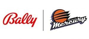 Bally's Corp Signs Phoenix Mercury Sponsorship Deal
