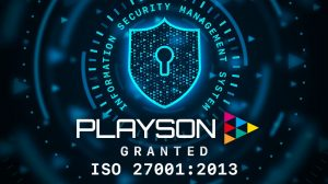 Playson Receives ISO 27001 After Demonstrating 'Strong Commitment'