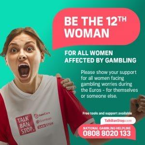 Karen Carney MBE Backs #TalkBanStop Campaign Ahead Of Euros