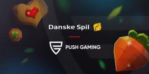 Push Gaming Hails 'Great Achievement' Announcing Danske Spil Partnership