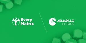 EveryMatrix Announce First US iGaming Develpment Armadillo Studios