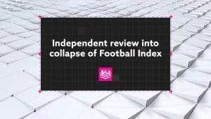 Sheehan QC Appointed By DCMS To Lead Football Index Review