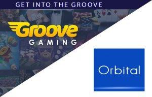 Orbital Gaming Choose GrooveGaming As 'Key Distribution Channel'