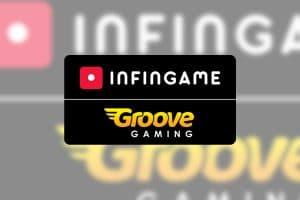 InfinGame Choose GrooveGaming For Platform Boost