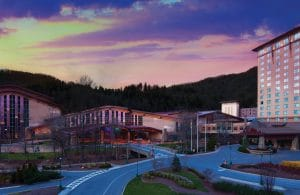 Harrah's Cherokee Casino On Track For $250m Completion