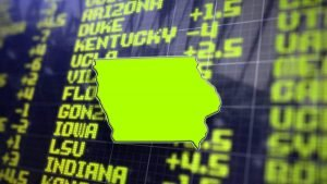 Iowa's August Sports Betting Achieved First Month Of Growth Since March