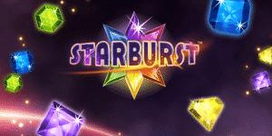 Starburst Free Spins UK 2021