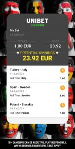 UniBet Launch BetShare For Personalised Betting Slips