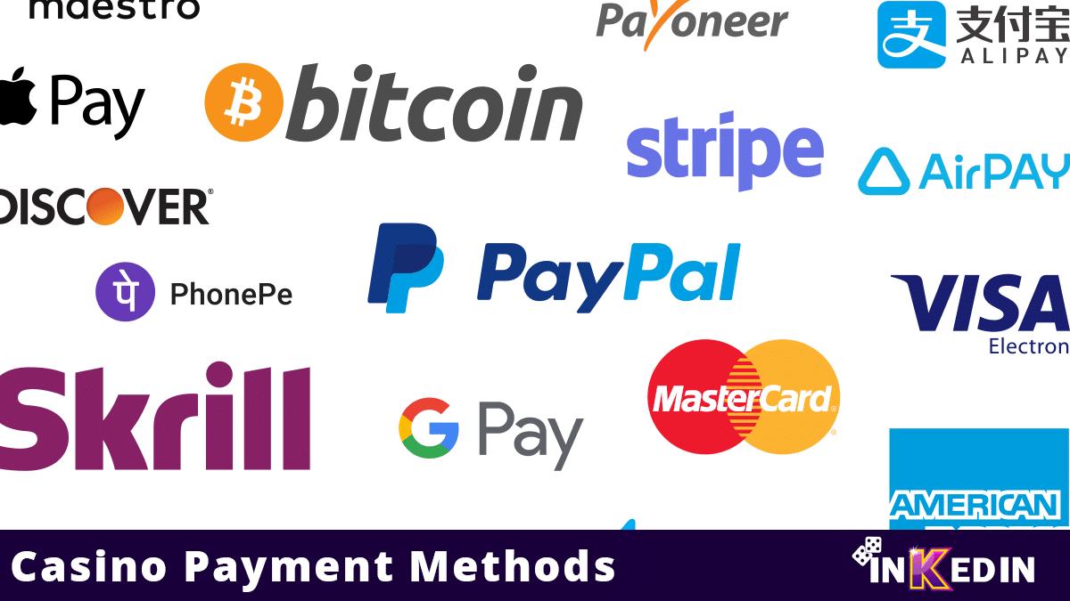 casino payment methods