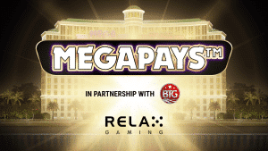 Big Time And Relax Expand Connection With Megapays Jackpot Mechanism