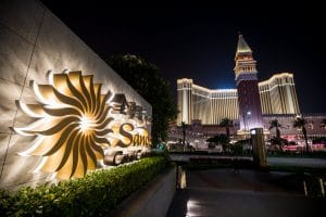 Las Vegas Sands Confident In Eventual Post Pandemic Recovery