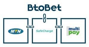 BtoBet Expands African Partners' Payment Options