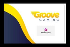 Groove Gaming Announce Latest Distribution Deal With Gaming Corps