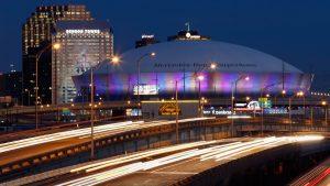 Louisiana Grants Caesars Naming Rights To Superdome