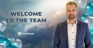 Yggdrasil Names Christoffer Melldén