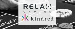 Kindred Exercises Right To Purchase 66.6% Of Relax Gaming Shares