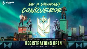 NODWIN & Riot Games Hosted VCC Qualifier Breaks Audience Records for PC eSports In India
