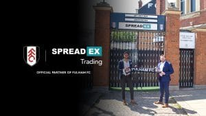 Spreadex Sign On As Main Sponsor For Fulham FC