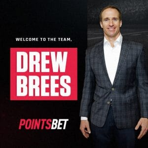PointsBet Name Drew Brees As Global Ambassador