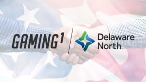Gaming1 And Delaware North Form  Betting & iGaming Joint Venture