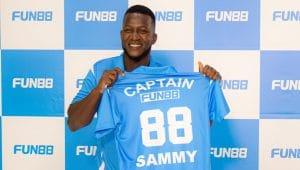 West Indian Cricket Legend Darren Sammy Becomes Fun88 Brand Ambassador