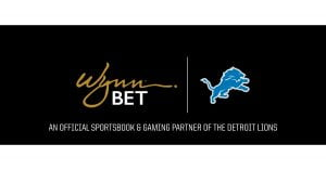 WynnBET Signs Multi-Year Sponsorship Deal With Detroit Lions
