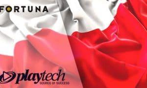 Playtech Plc Completes Major All-Brand Platform Migration For Fortuna