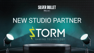 Relax Gaming Signs Silver Bullet Deal To Integrate Storm Gaming Titles