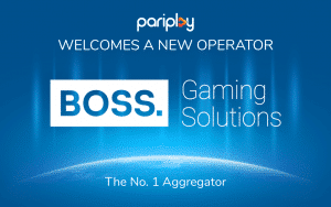 Pariplay Applauds Important Step As It Integrates In-House Material To Boss Gaming