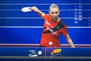 Setka Cup And Prague Table Tennis Sign New Collaboration