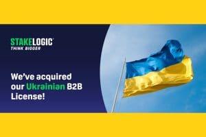 KRAIL Grants Stakelogic Ukrainian Licence